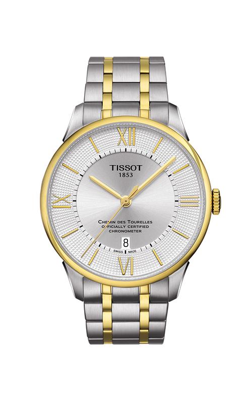 Tissot Chemin Des Tourelles Watch T0994082203800 product image