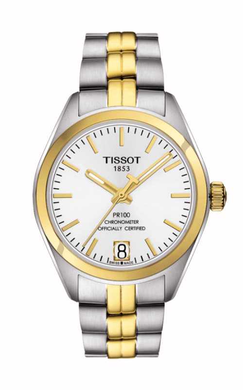 Tissot PR 100 Powermatic 80 Lady Watch T1012082203100 product image