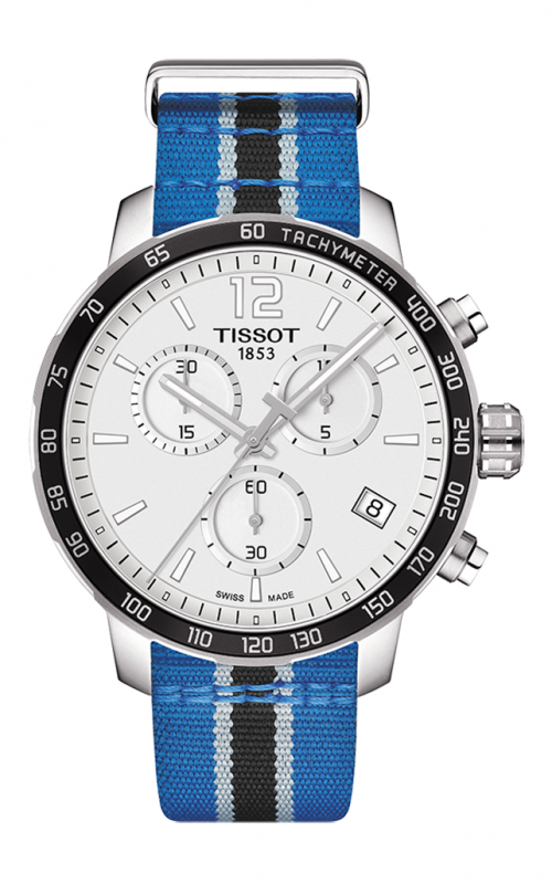 Tissot Quickster Watch T0954171703726 product image