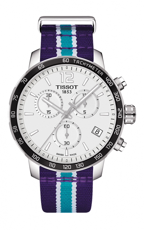 Tissot Quickster Watch T0954171703730 product image