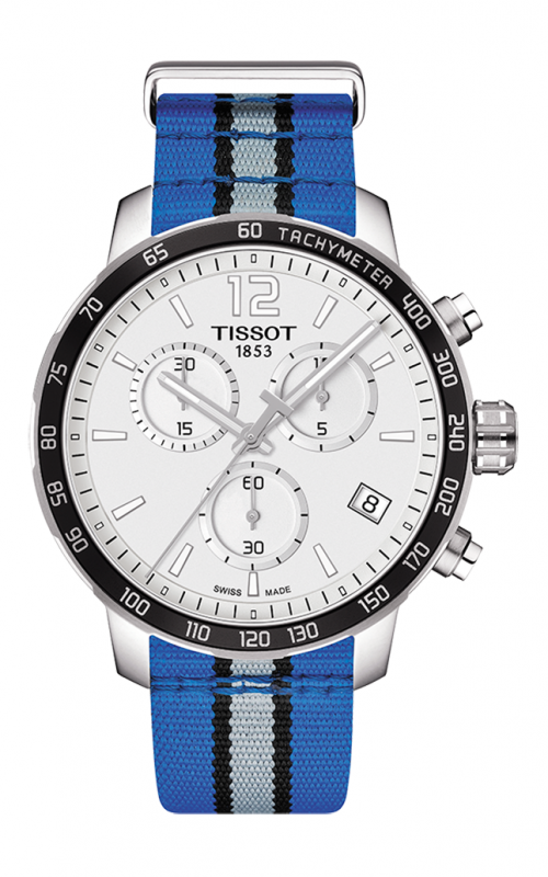 Tissot Quickster Watch T0954171703731 product image