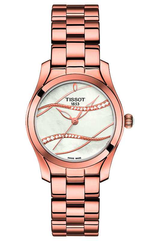 Tissot T-Wave Watch T1122103311100 product image
