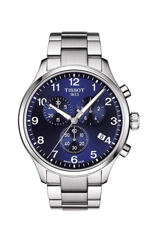 Tissot Chrono XL Classic Watch T1166171104701 product image