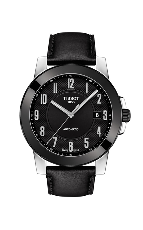 Tissot Gentleman Swissmatic Watch T0984072605200 product image