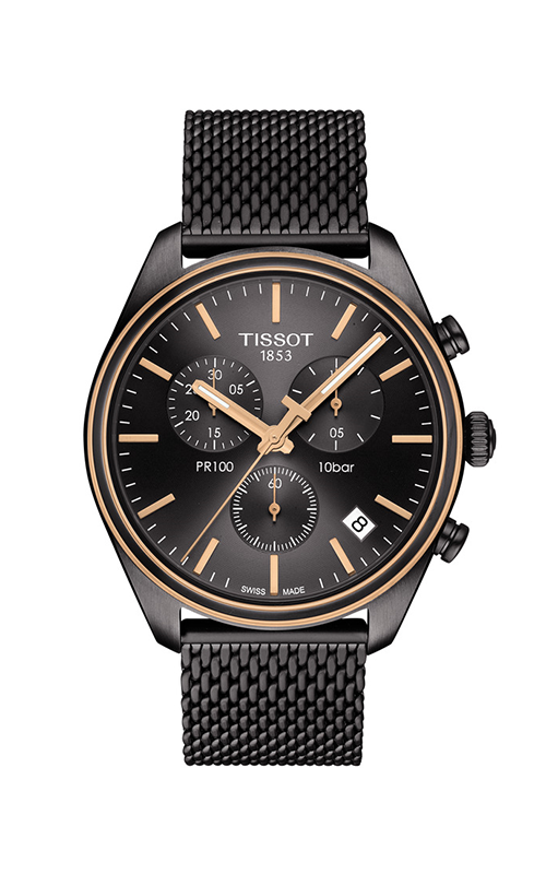 Tissot T-Classic PR 100 Watch T1014172306100 product image