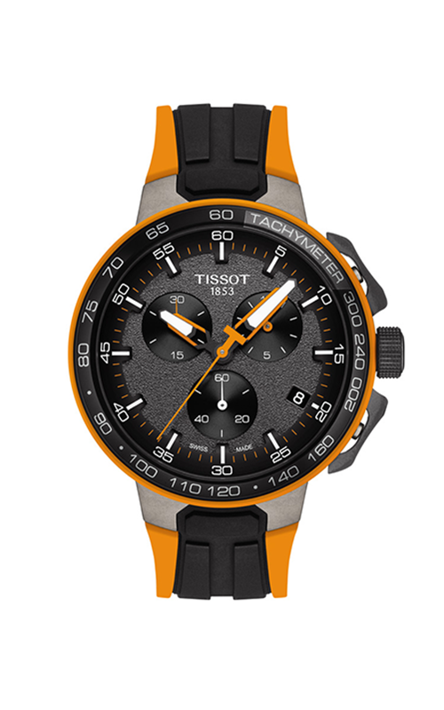 Tissot T-Race Cycle Watch T1114173744104 product image