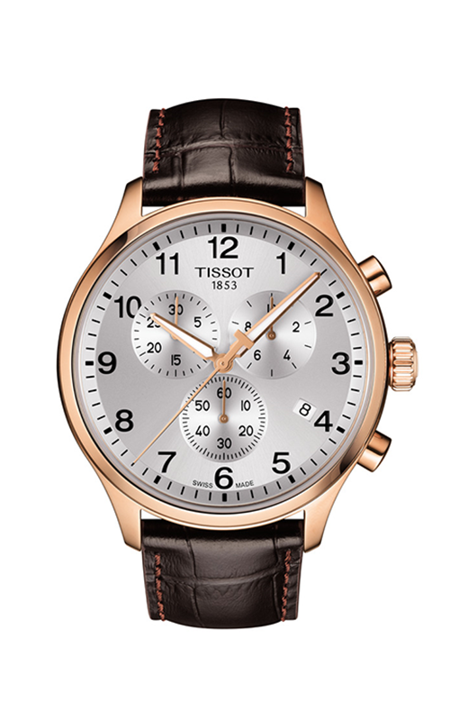 Tissot Chrono XL Classic Watch T1166173603700 product image