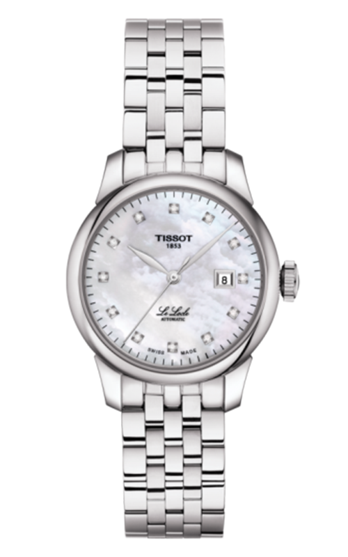 Tissot Le Locle Automatic Lady Watch T0062071111600 product image