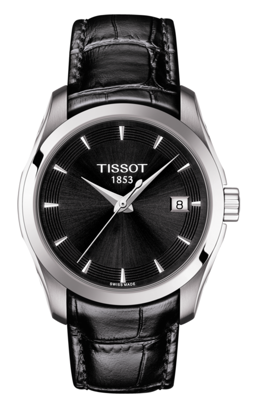 Tissot Couturier Lady Watch T0352101605101 product image