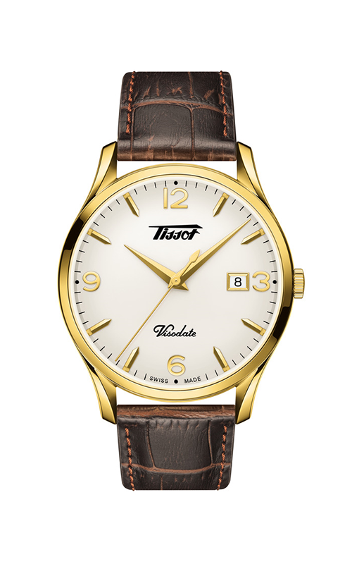 Tissot Visodate Watch T1184103627700 product image