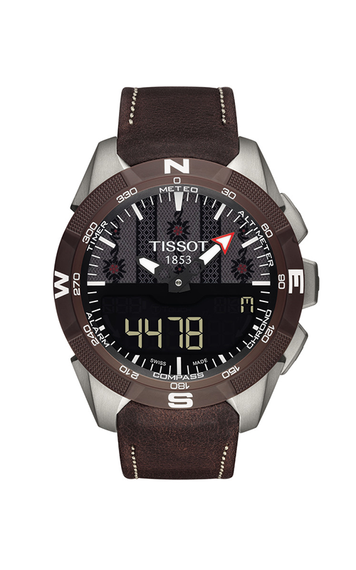 Tissot Expert Solar II Watch T1104204605100 product image