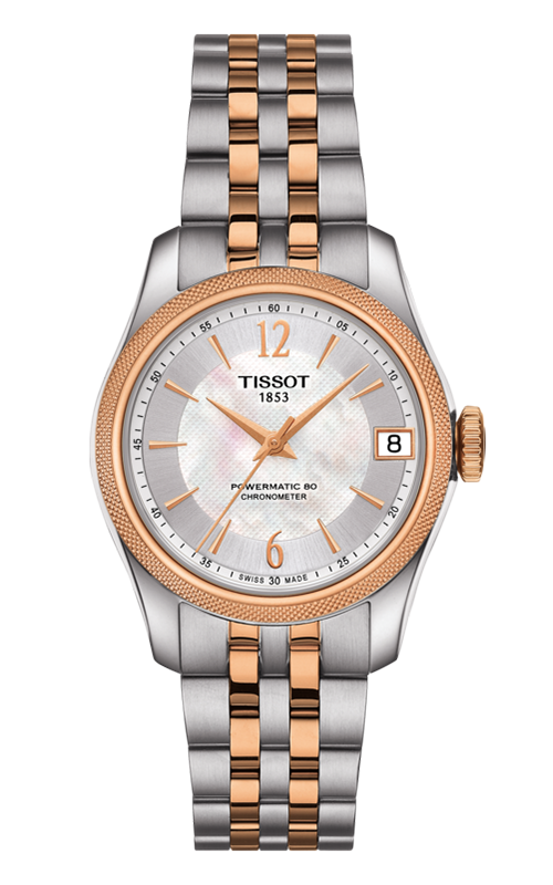 Tissot Ballade Powermatic 80 Cosc Lady Watch T1082082211701 product image