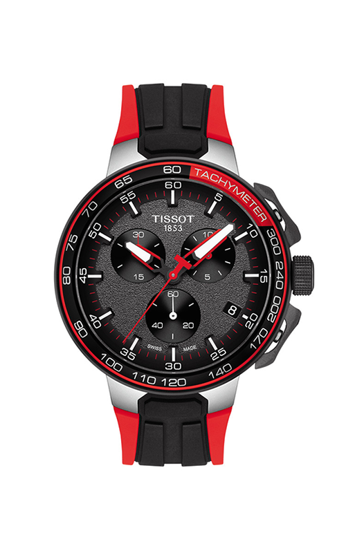 Tissot T-Race Cycle Watch T1114172744100 product image