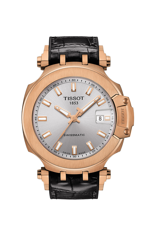 Tissot T-Race Swissmatic Watch T1154073703100 product image