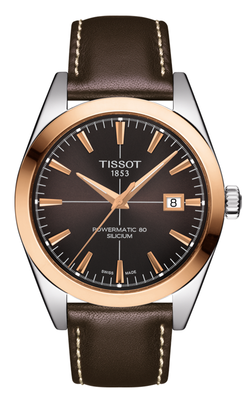 Tissot Gentleman Automatic Watch T9274074629100 product image