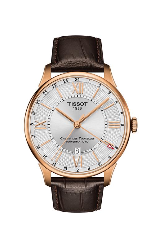 Tissot Chemin Des Tourelles Watch T0994293603800 product image