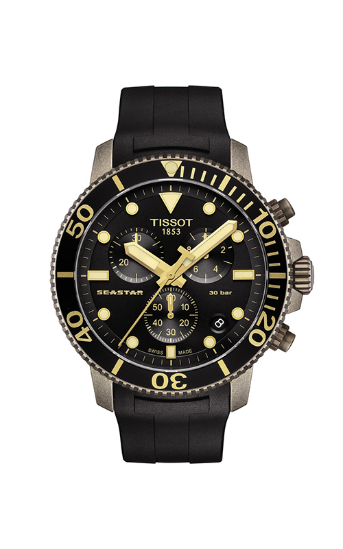 Tissot Seastar 1000 Chronograph Watch T1204173705101 product image