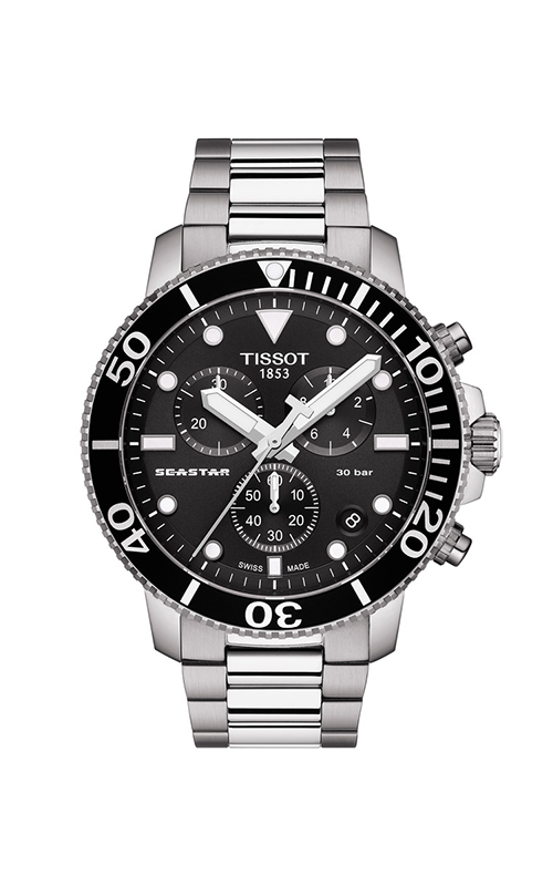 Tissot Seastar 1000 Chronograph Watch T1204171105100 product image