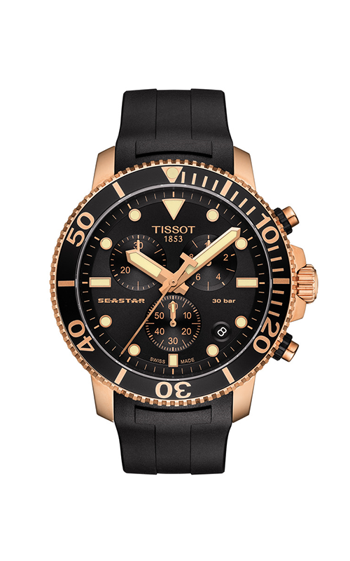 Tissot Seastar 1000 Chronograph Watch T1204173705100 product image