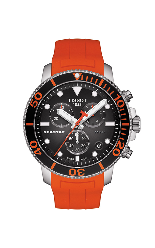 Tissot Seastar 1000 Chronograph Watch T1204171705101 product image