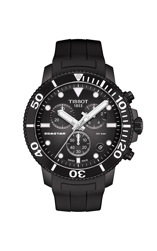 Tissot T-Sport Seastar 1000 Chronograph Watch T1204173705102 product image