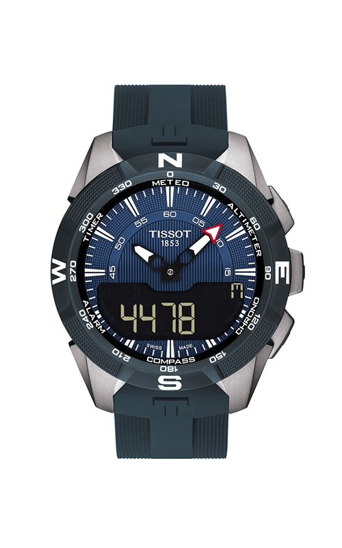 Tissot Expert Solar II Watch T1104204704100 product image