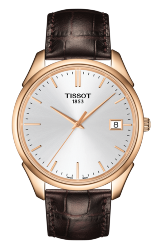 Tissot Vintage 18K Gold Watch T9204107603100 product image