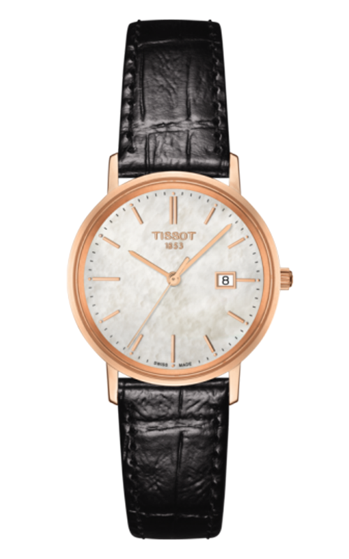 Tissot Goldrun Watch T9222107611100 product image