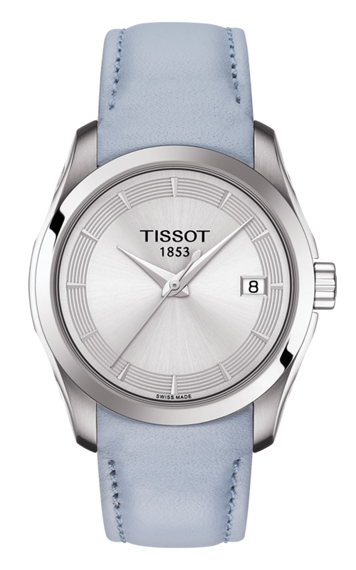 Tissot Couturier Lady Watch T0352101603102 product image