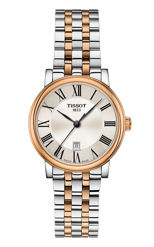 Tissot Carson Premium Lady Watch T1222102203301 product image