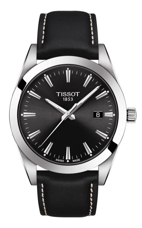 Tissot Gentleman Watch T1274101605100 product image