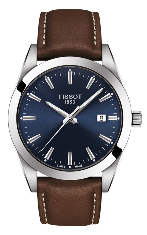 Tissot Gentleman Watch T1274101604100 product image