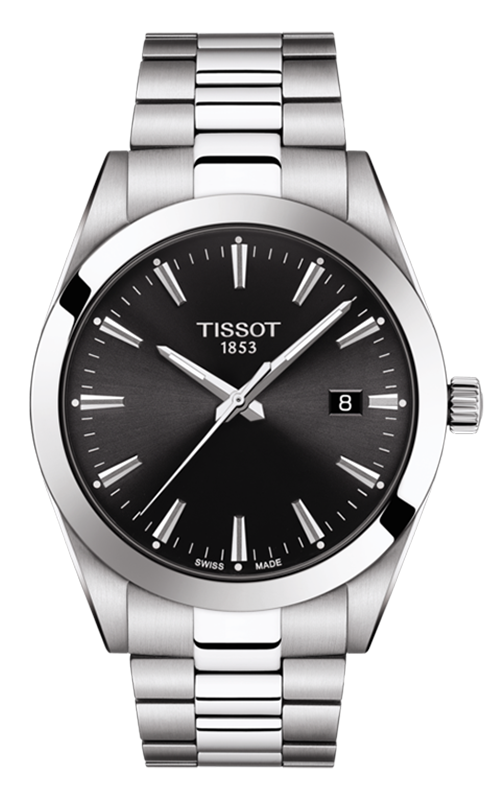 Tissot Gentleman Watch T1274101105100 product image