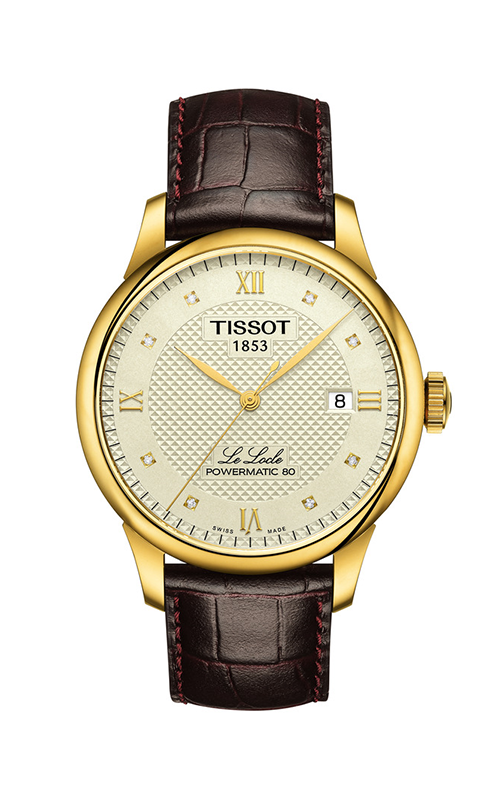 Tissot Carson Premium Powermatic 80 Watch T0064073626600 product image