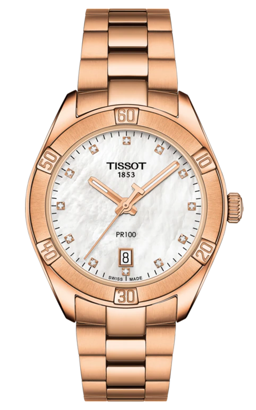Tissot PR 100 Lady Sport Chic Special Edition Watch T1019103311600 product image