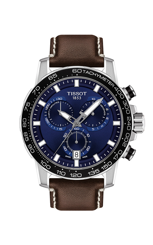 Tissot Supersport Chrono T1256171604100