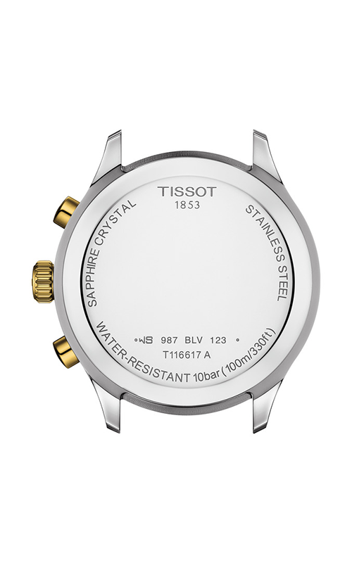 Tissot Chrono XL Classic T1166172204100 3
