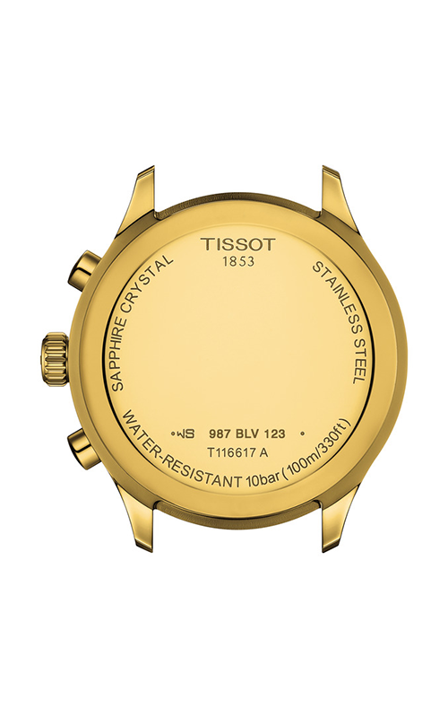 Tissot Chrono XL Classic T1166173305100 3
