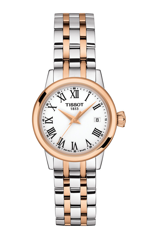 Tissot Classic Dream Lady T1292102201300 1