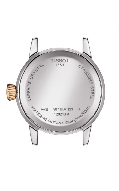 Tissot Classic Dream Lady T1292102201300 3