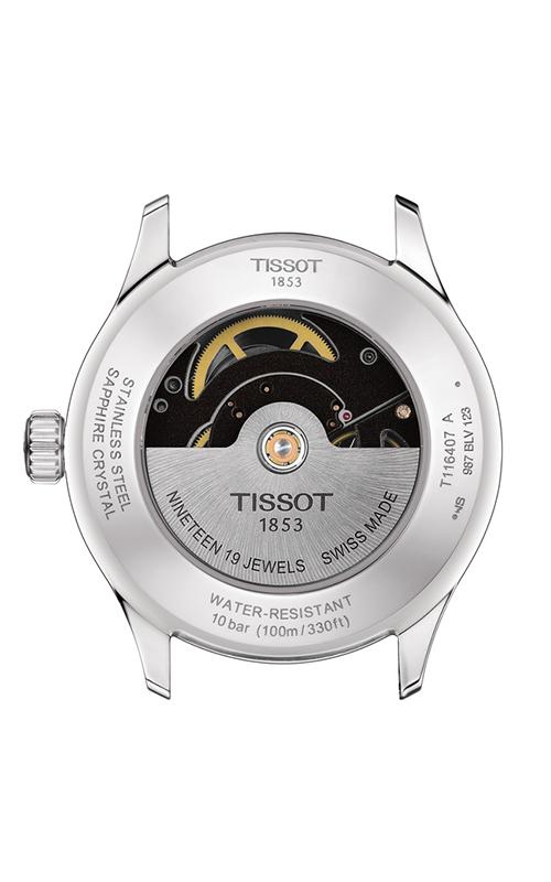 Tissot Gent XL Swissmatic T1164071601100 3