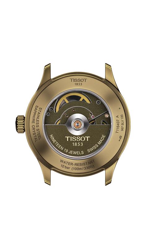 Tissot Gent XL Swissmatic T1164073709100 3