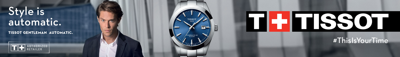 Tissot Men's Watches