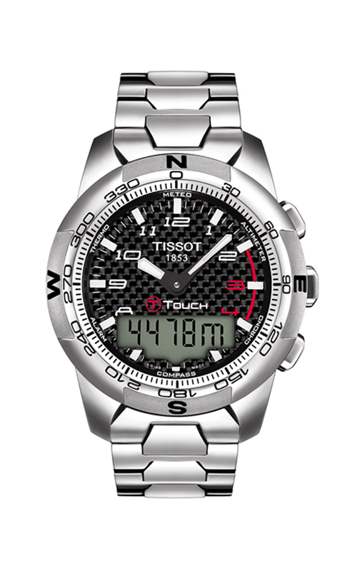 Tissot T-Touch II Watch T0474204420700 product image