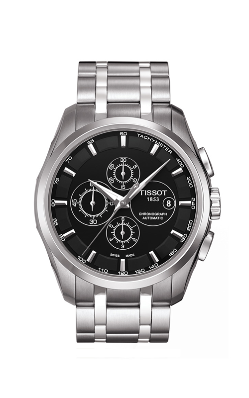 Tissot T-Classic Couturier Watch T0356271105100 product image