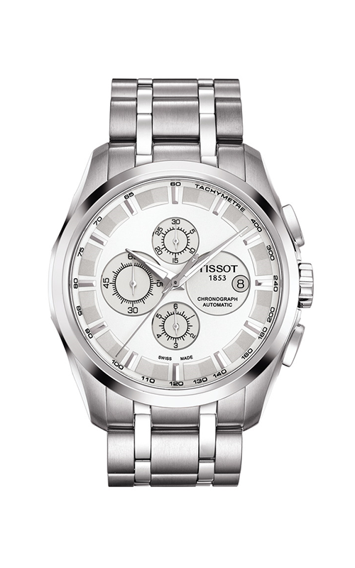 Tissot T-Classic Couturier Watch T0356271103100 product image