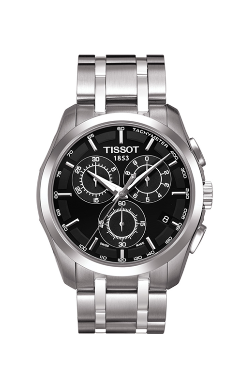 Tissot T-Classic Couturier Watch T0356171105100 product image