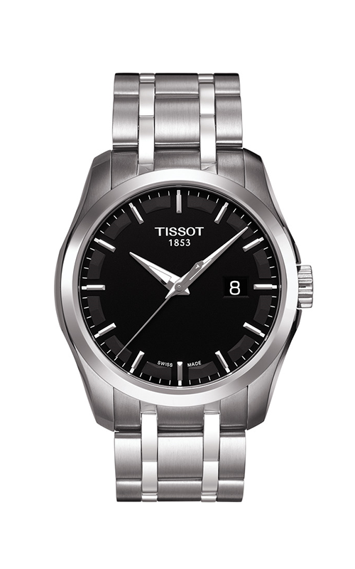 Tissot T-Classic Couturier Watch T0354101105100 product image