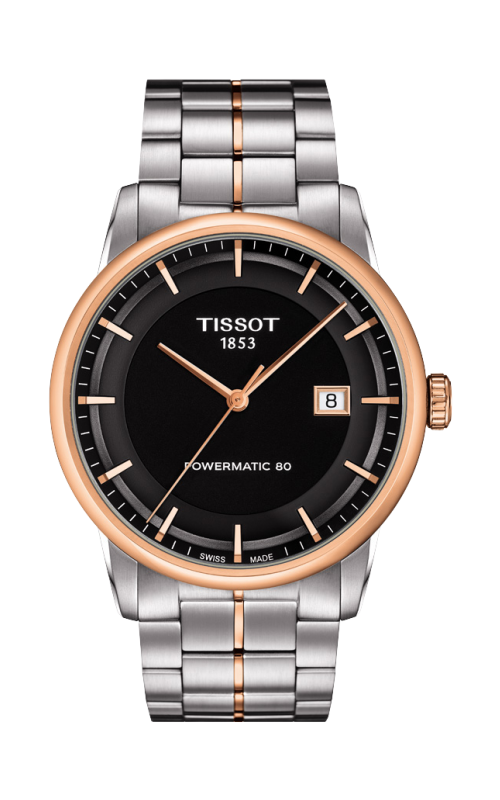 Tissot T-Classic Luxury Watch T0864072205100 product image