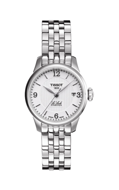 Tissot T-Classic Le Locle Automatic Lady Watch T41118334 product image